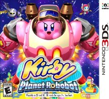 Rom Kirby Planet Robobot 3DS