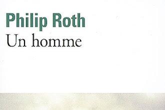 Lundi Librairie : Un homme - Philip Roth