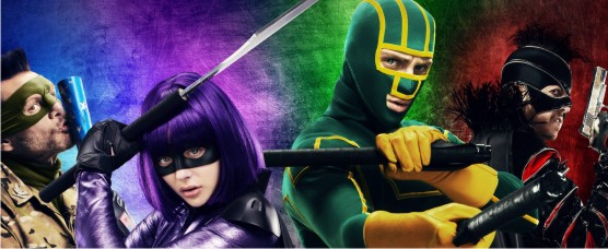 Terceiro trailer, featurette e comercial inéditos de KICK-ASS 2, com Aaron Taylor-Johnson, Chloe Grace Moretz e Jim Carrey