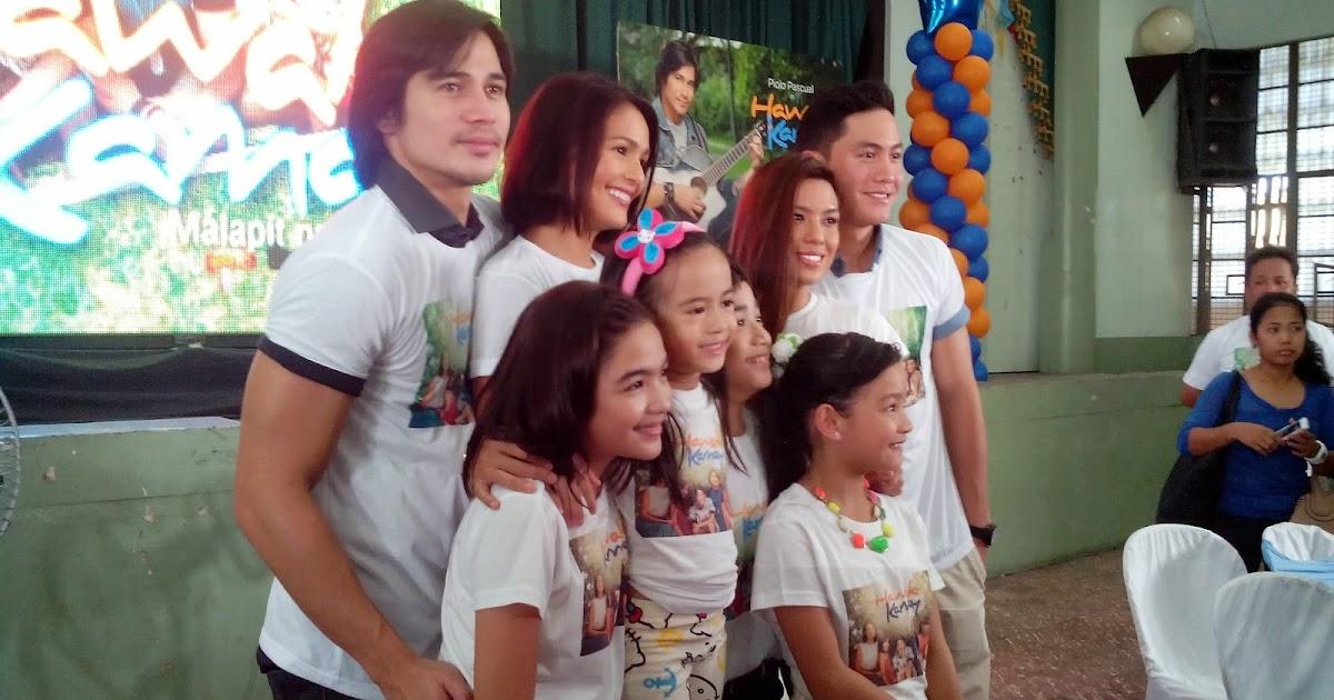 Cast of Kapamilya Show