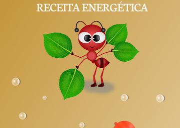 Receita Energética: Pó de Guaraná com Água