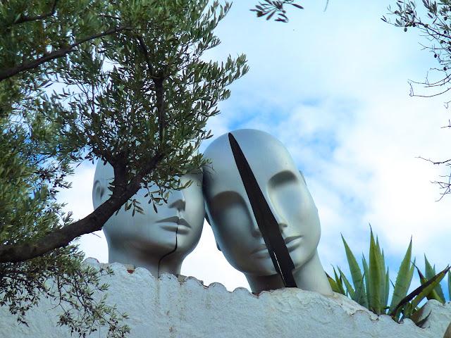 Jardines de la Casa Museo Dali