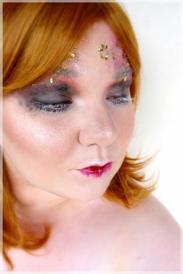 Harry Potter Veela Make-up