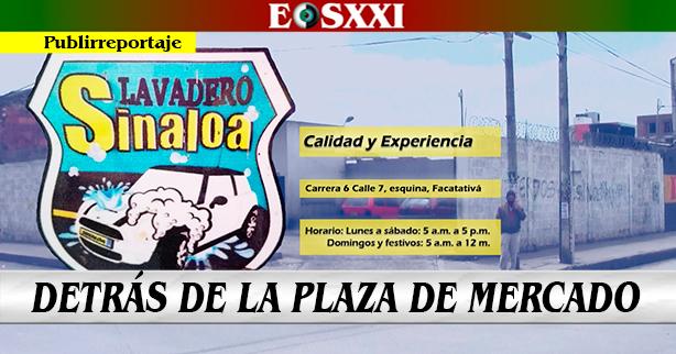 Publirreportajes EOSXXI: Lavadero Sinaloa en Facatativá *Calidad y experiencia*