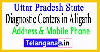 Diagnostic Centers in Aligarh In Uttar Pradesh