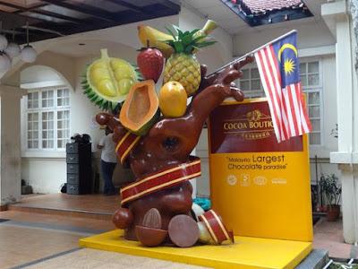 Malaysia Chocolate Paradise