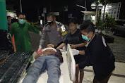 Pelajar Tabrak Pejalan Kaki di Pengadegan, Korban Dilarikan ke Rumah Sakit