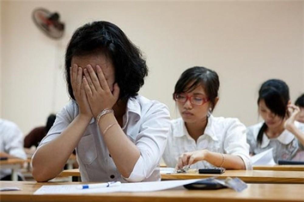 Giữ bình tĩnh khi làm bài thi