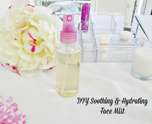 How to make your own face mist