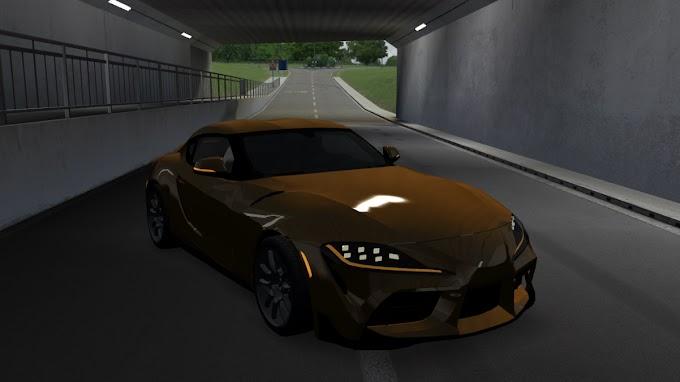 LFS Modları - Toyota Supra 2020 Yaması İndir