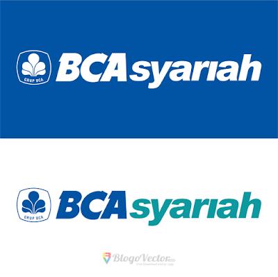 BCA Syariah Logo Vector