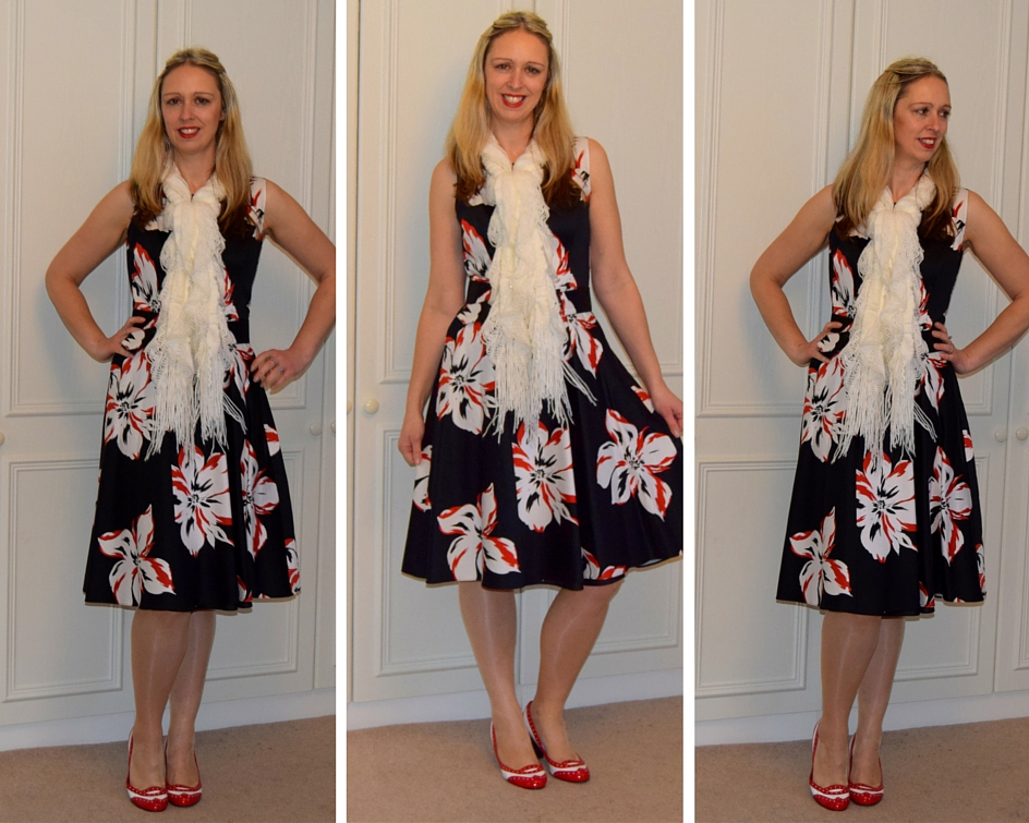 The Flowered Dress And How I Styled It