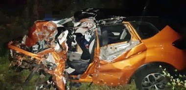 Jovem médico piauiense morre em grave acidente de carro em Tacaibó-PE