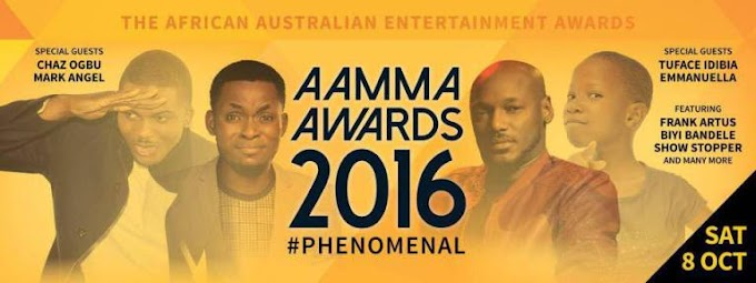 Viral video sensation, Emmanuella and 2face to attend African- Australian Entertainment Awards