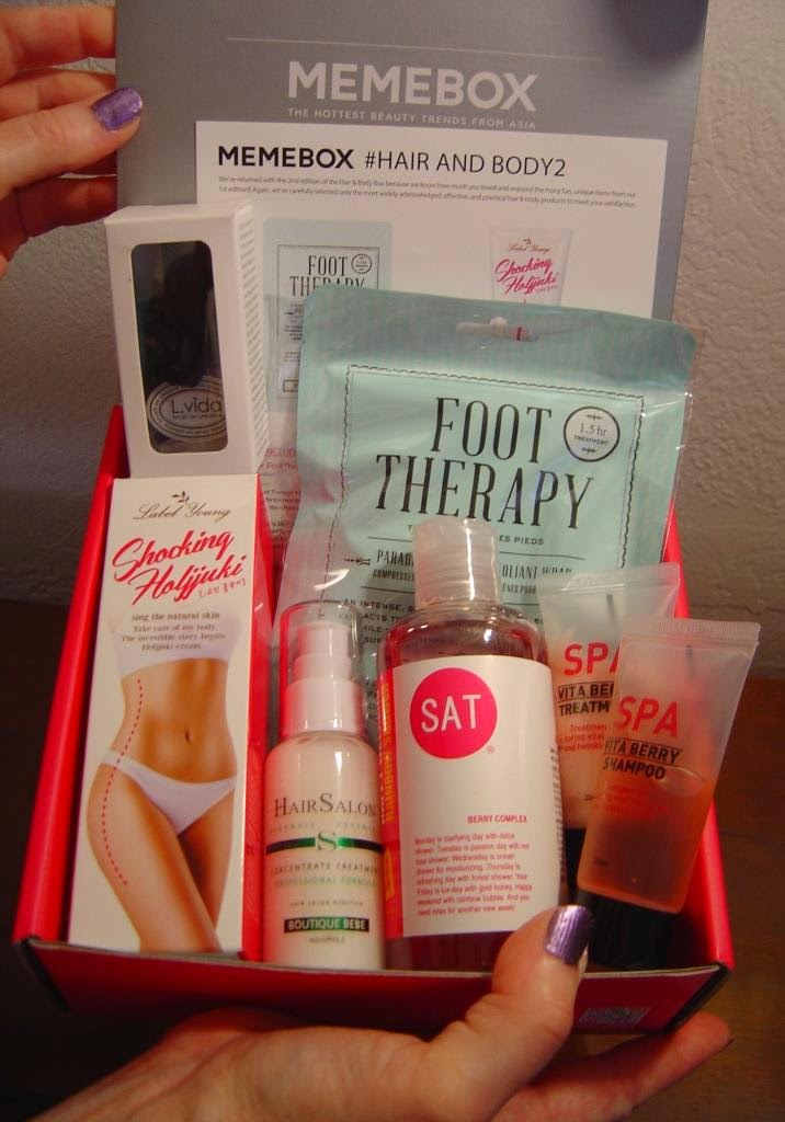 Memebox #Hair & Body 2 Beauty Box.jpeg