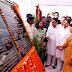 मुख्यमंत्री  कमल नाथ ने बड़वानी जिले के नागलवाड़ी में किया माइक्रो उद्वहन सिंचाई योजना का भूमि-पूजन, कहा - किसानों को कर्ज में नहीं डूबने देंगे