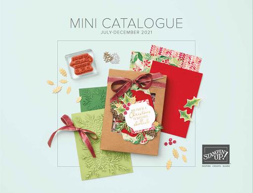 August - December 2021 Mini Catalogue
