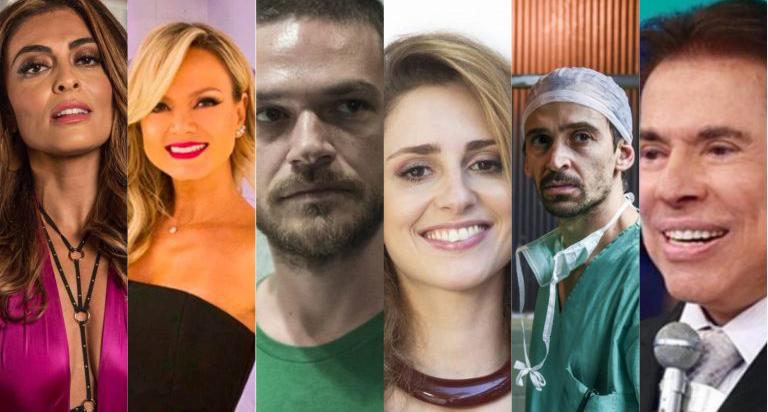 43bb35fa03b99 Melhores do ano 1  Eliana, A Força do Querer, Juliana Paes e Silvio Santos   veja os resultados da premiação do TV Foco