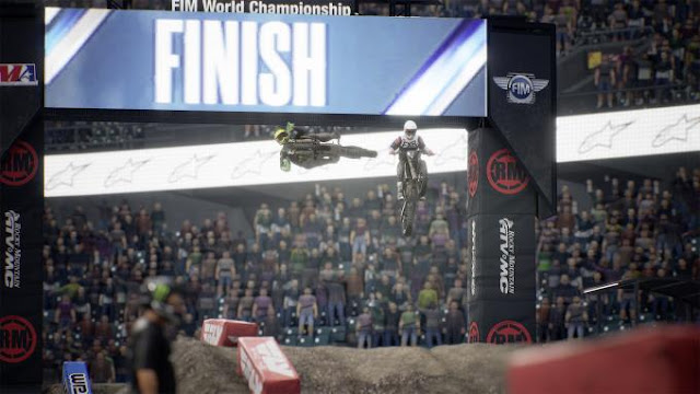 Monster Energy Supercross The Official Videogame 3 Free Download PC Game Cracked in Direct Link and Torrent. Monster Energy Supercross The Official Videogame 3 – New ground and in-air physics, new rider models and new animations will create a more immersive experience and enable you to…
