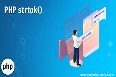 PHP strtok() Function