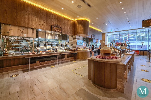 New Normal Staycation Guide to Hilton Manila