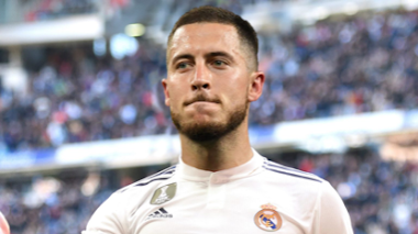 I will never be the same player at Real Madrid, says Eden Hazard