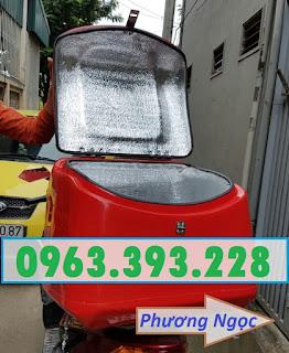 Thùng giao hàng trung 2, thùng chở hàng có mút cách nhiệt, thùng chở hàng 6c4b5b7b0bd8e986b0c9