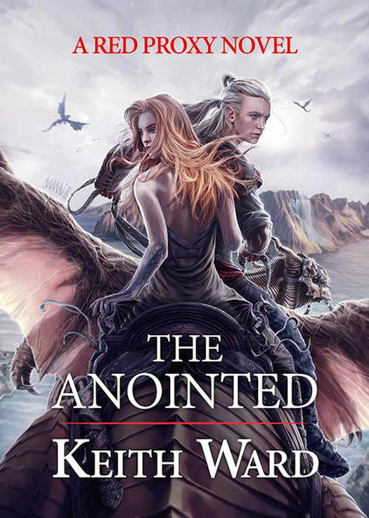 SPFBO Finalist Review - The Anointed by Keith Ward