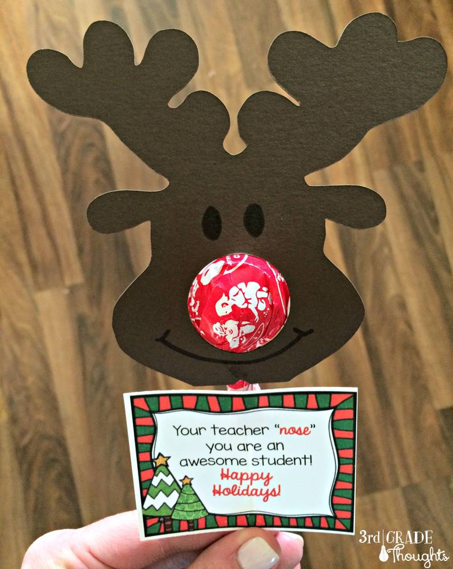 Ho-Ho-Holiday Gifts for Your Students {2014 Link-Up} | 3rd ...