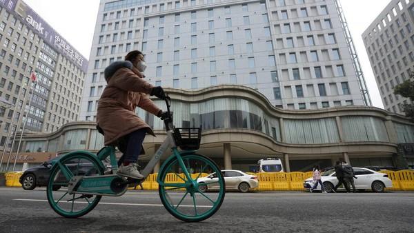 China Lockdown Satu Kota Gegara Tiga Kasus Corona