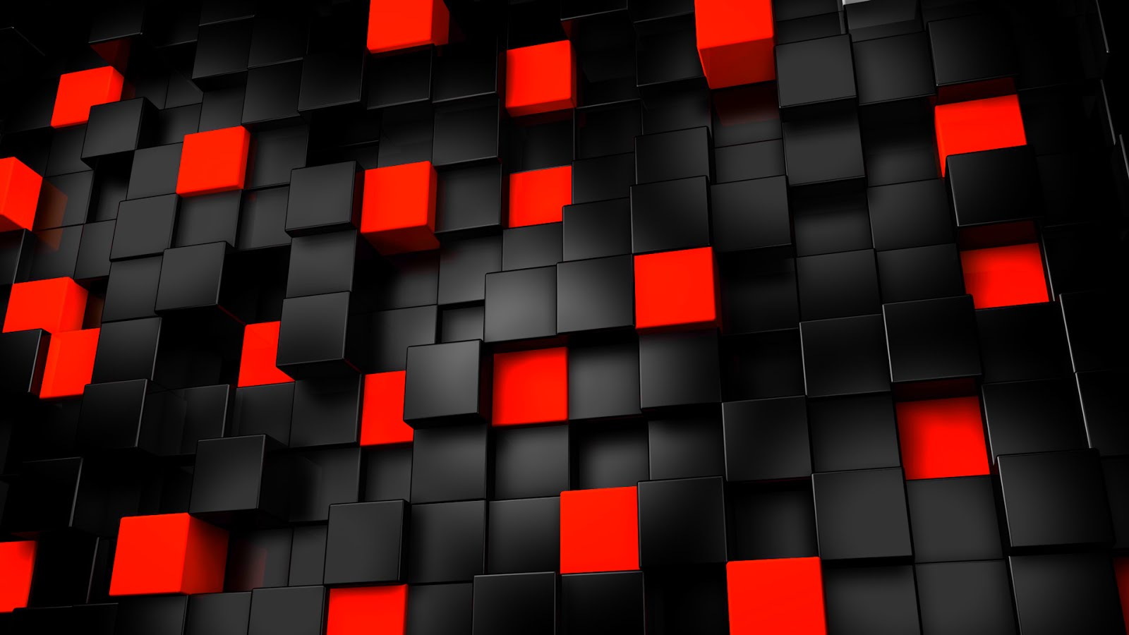 Wallpaper Hd 1080p Black And Red