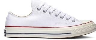 Ciri Sepatu Converse untuk Gaya Anda