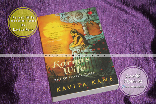 Karna's Wife by Kavita Kane