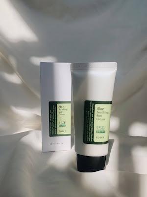 cosrx sunscreen for acne
