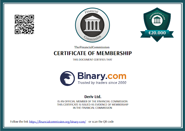 Binary.com - The Financial Commission