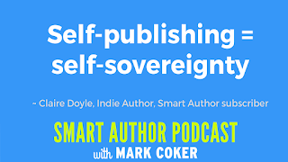 "image reads:  ""Self-publishing = self-sovereignty"""