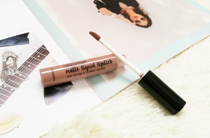 Beauty Now & Next Matte Nude Swatches + Review