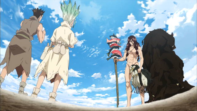 Dr. Stone - Episode 2