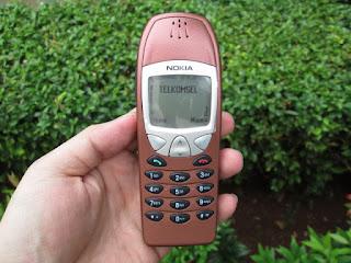Nokia 6210 Jadul Kolektor Item