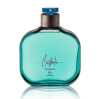 Perfume Biografia Desperte Masculino
