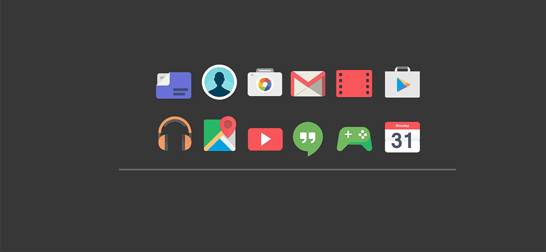 5 of the best free icon packs for Android  ~ Cuul Geek