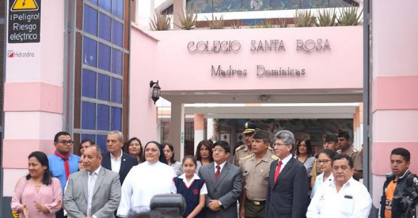 MINEDU reconoce labor del Ejército por la educación del país - www.ejercitodelperu.mil.pe