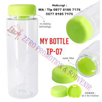 Tumbler Unik dan Murah My Bottle TP-07, Souvenir Botol Menarik, My Bottle TP-07
