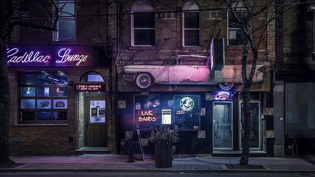 5 tips for successful urban night photography