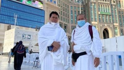 327 WNI Tunaikan Ibadah Haji 2021