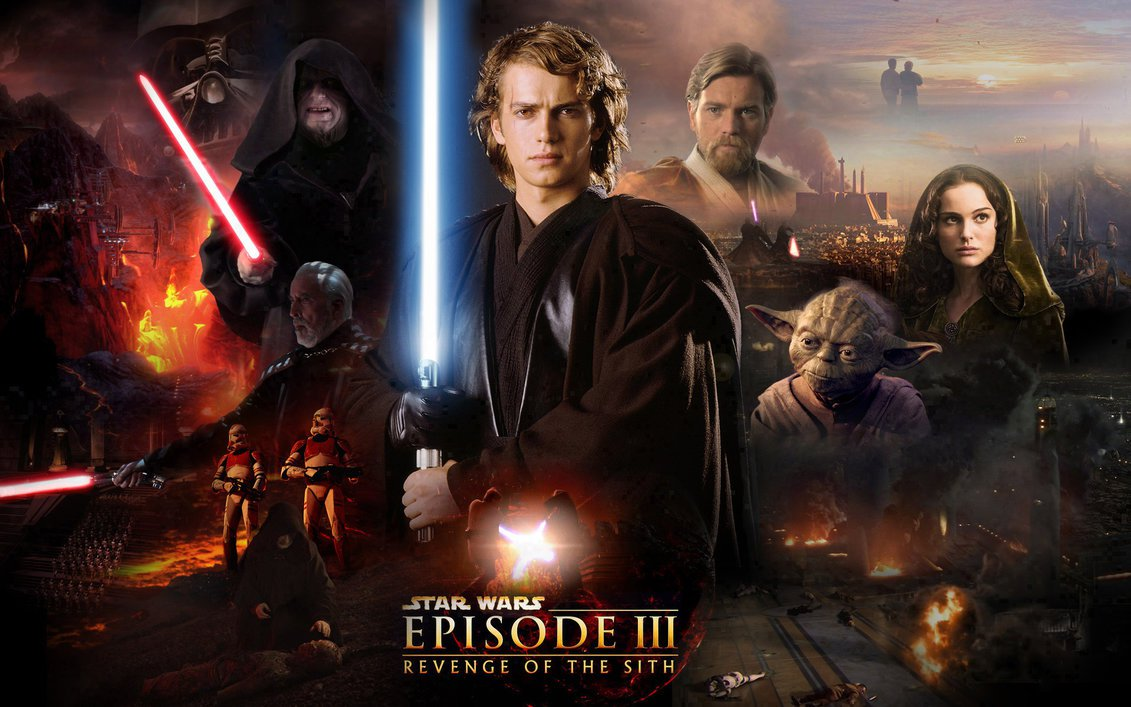 The Most Underrated Star Wars Movie Revenge Of The Sith