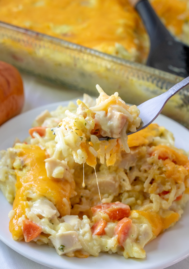 Hot Eats And Cool Reads Crack Chicken And Rice Casserole Recipe