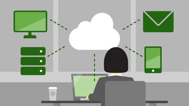 Curso MEGA Cloud computing para IT avanzado Video2Brain
