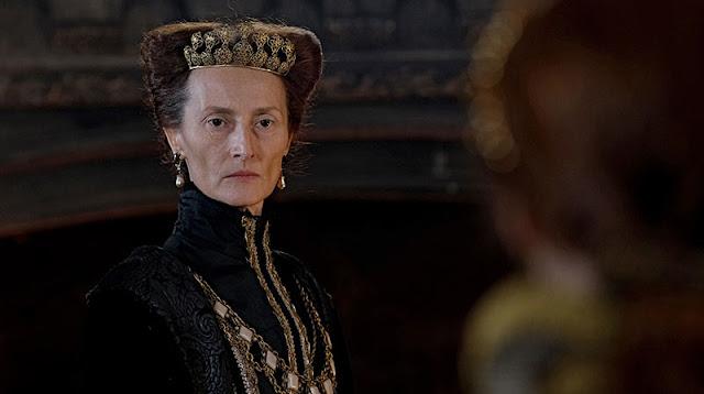 Rachel Lacar es Maria Tudor en el teaser de la cuarta temporada de 'El Ministerio del Tiempo'