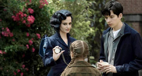 Eva Green- Miss Peregrine